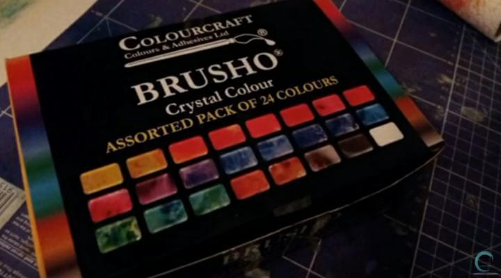 caja de 24 colores