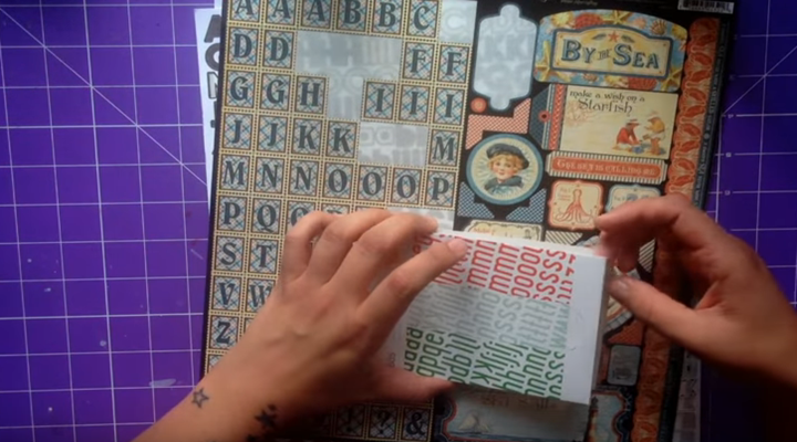 modelos de alfabeto s