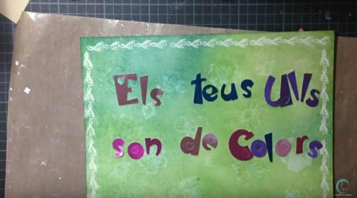 frase en catalán