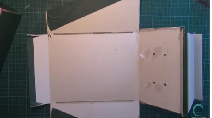 caja del archivardor