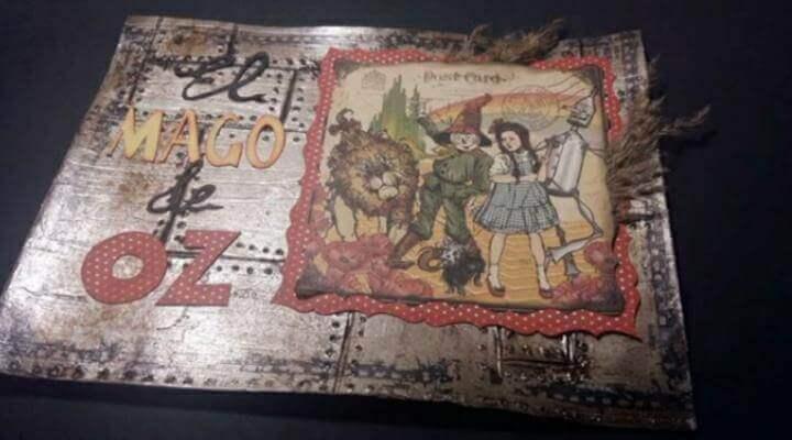 temática El Mago de Oz