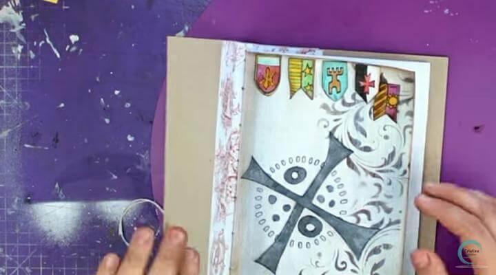 decoración del art journal