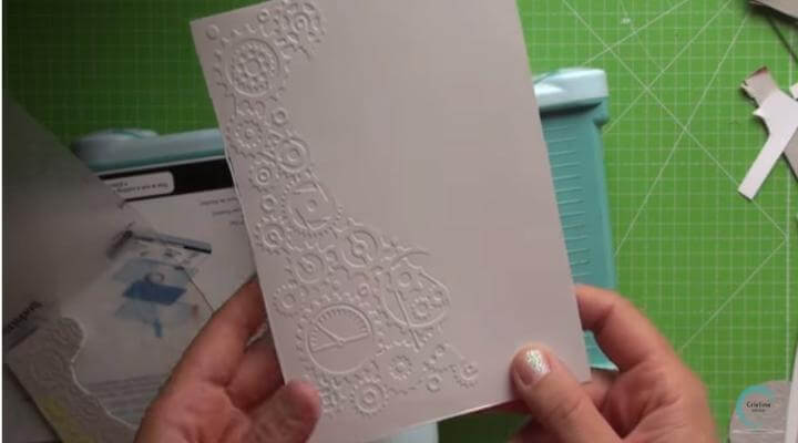 tutorial de embossing
